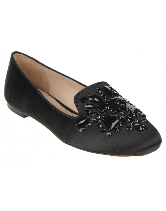 TORY BURCH DELPHINE LOGO LOAFER