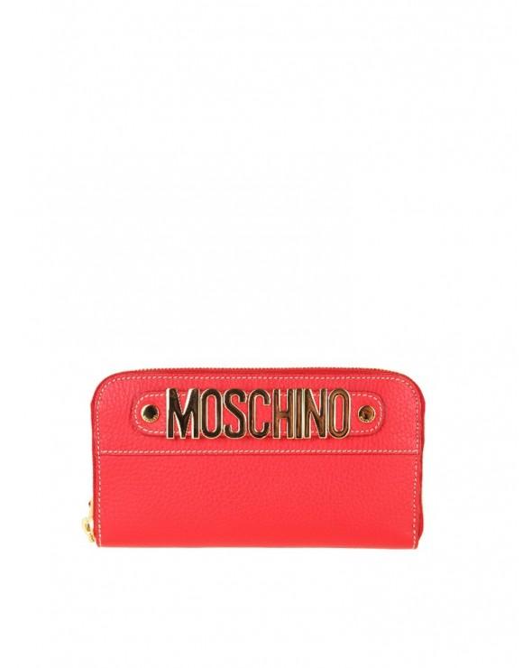 MOSCHINO RED BELT