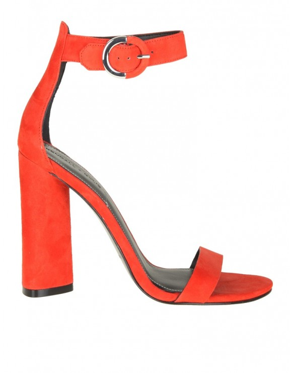 KENDALL+KYLIE SANDALO DONNA CORAL
