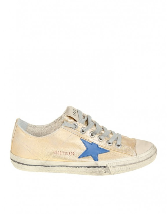 GOLDEN GOOSE SNEAKERS V-STAR2