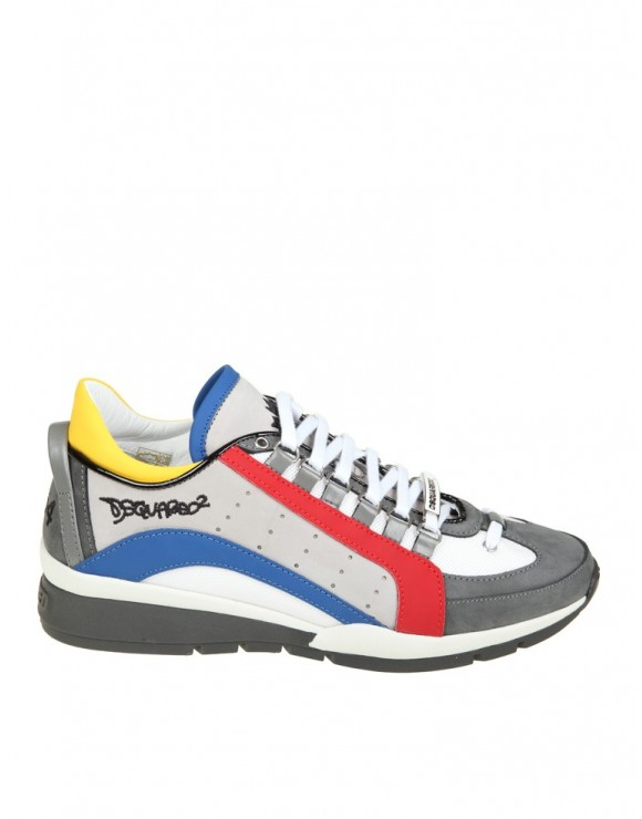 DSQUARED2 SNEAKERS 551