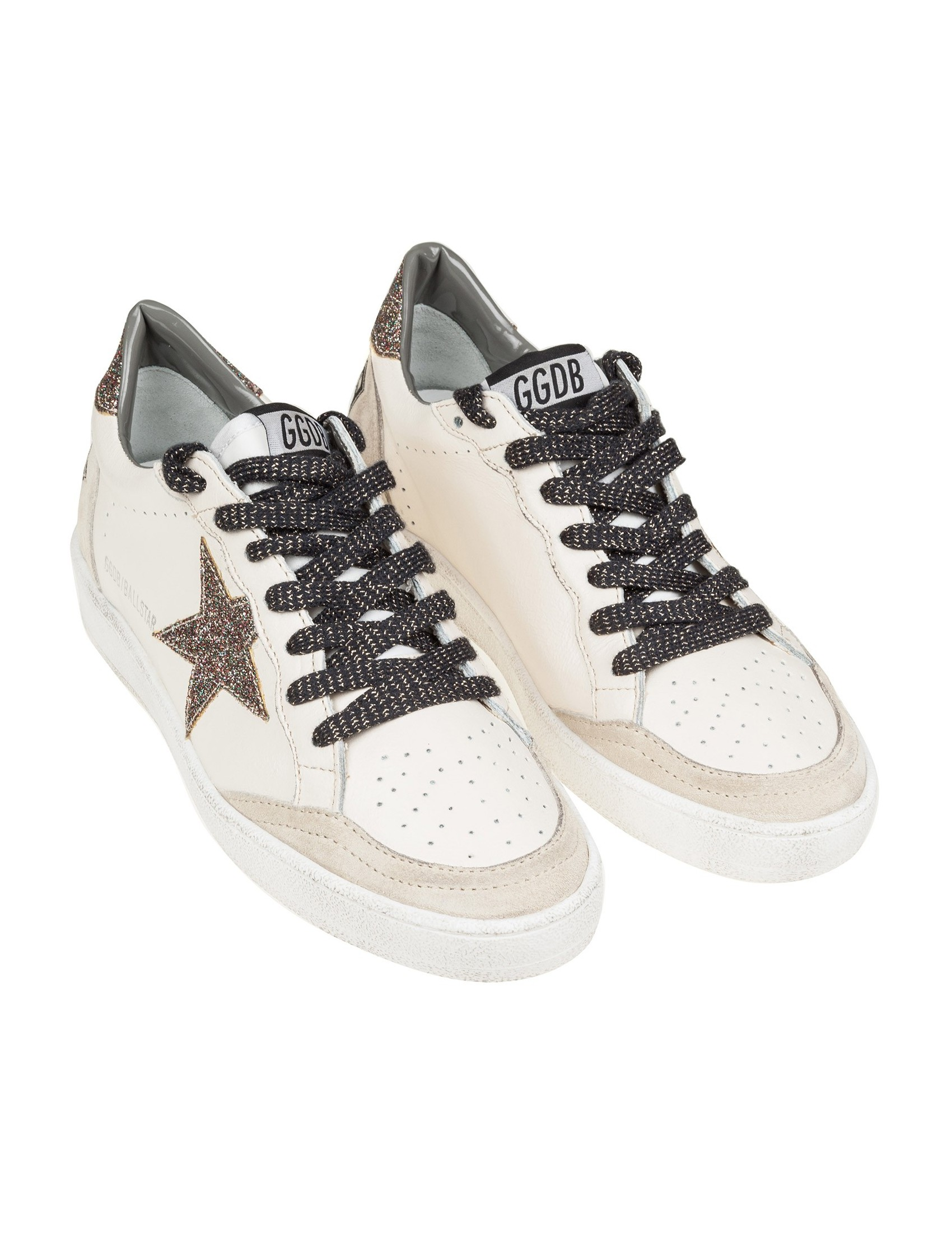 Stelle Goose Sneakers Golden Star Con Ball Glitter vFanwqxCX