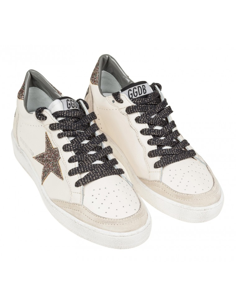 Golden Goose Ball Star Glitter Sneakers Cheap Sale Best Prices Free Shipping New Styles 2mM2Ty5AWK