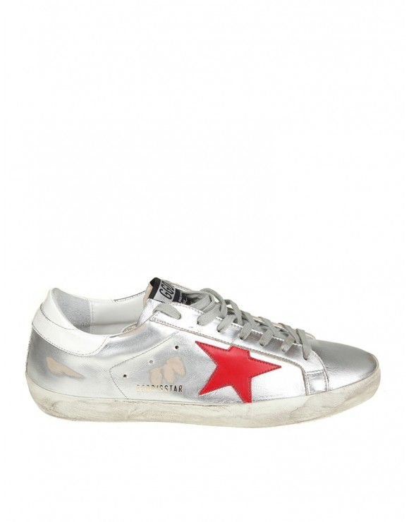 GOLDEN GOOSE SNEAKERS SUPERSTAR