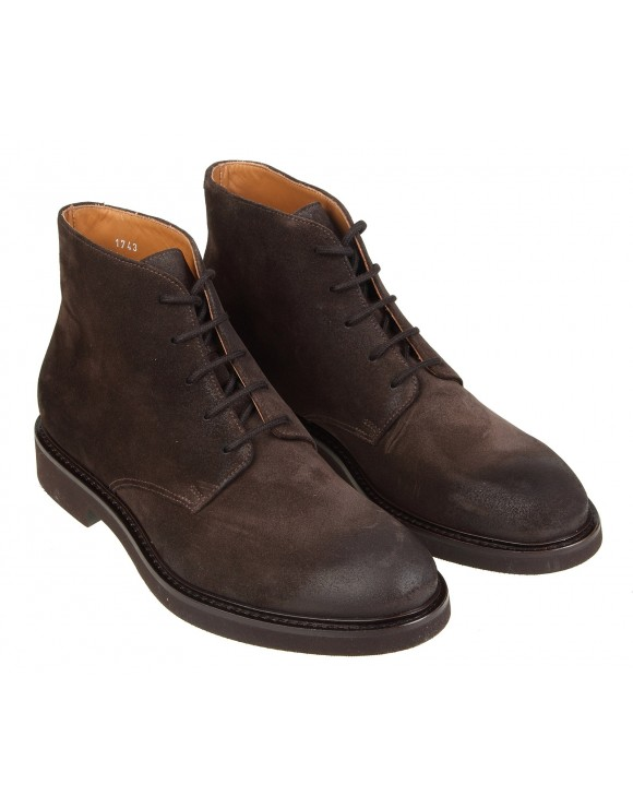 DOUCAL'S SCARPE DERBY BOOT T.MORO