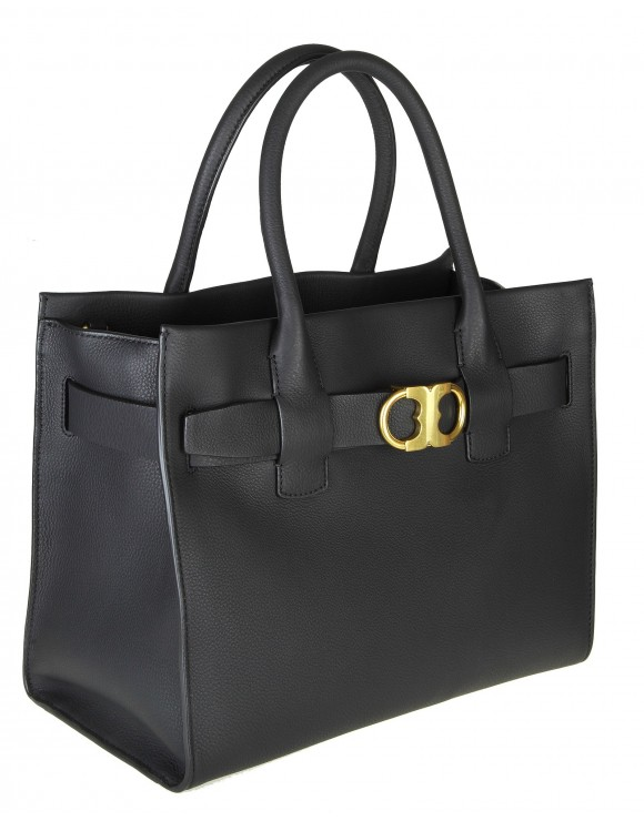 TORY BURCH BORSA GEMINI LEATHER TOTE
