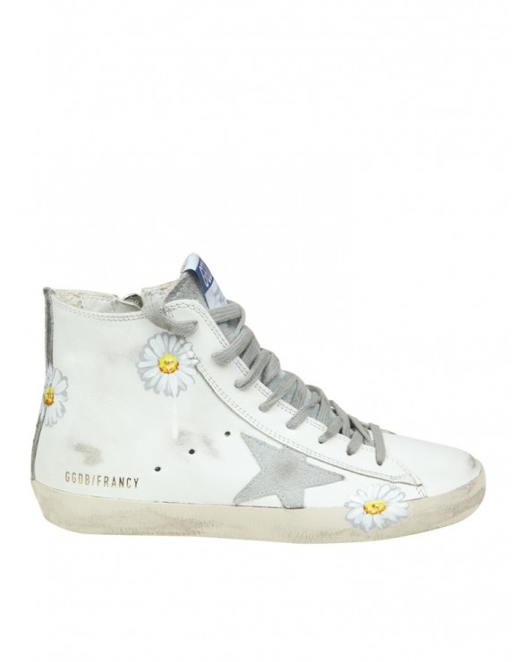 golden goose francy Bordeaux 378ea49646d