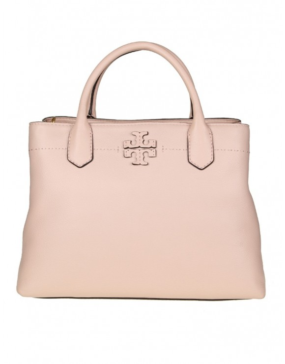 TORY BURCH BORSA MCGRAW IN PELLE COLORE CIPRIA