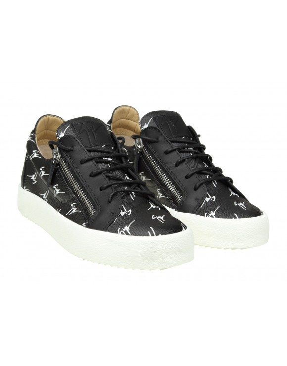 GIUSEPPE ZANOTTI SNEAKERS MAY LONDON CON STAMPA LOGO