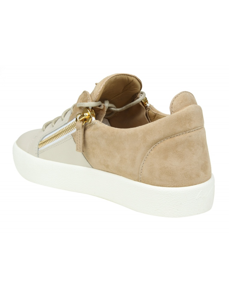 Giuseppe ZanottiSneakers MAY leather suede