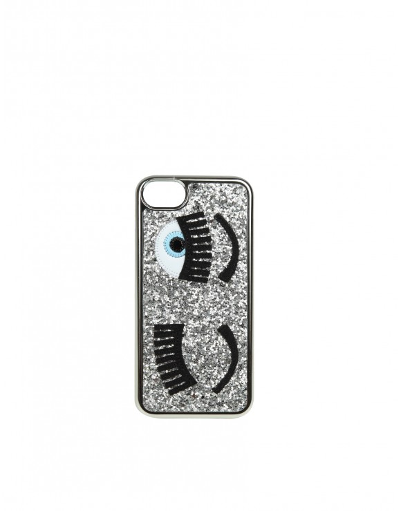 "CHIARA FERRAGNI  IPHONE COVER S6/S7  ""FLIRTING"""