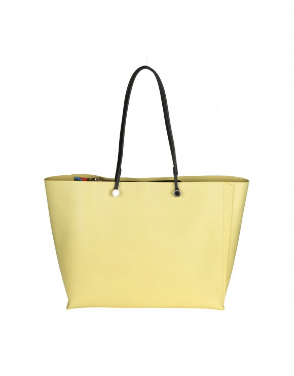 FURLA SHOPPING EDEN M IN PELLE COLORE CEDRO