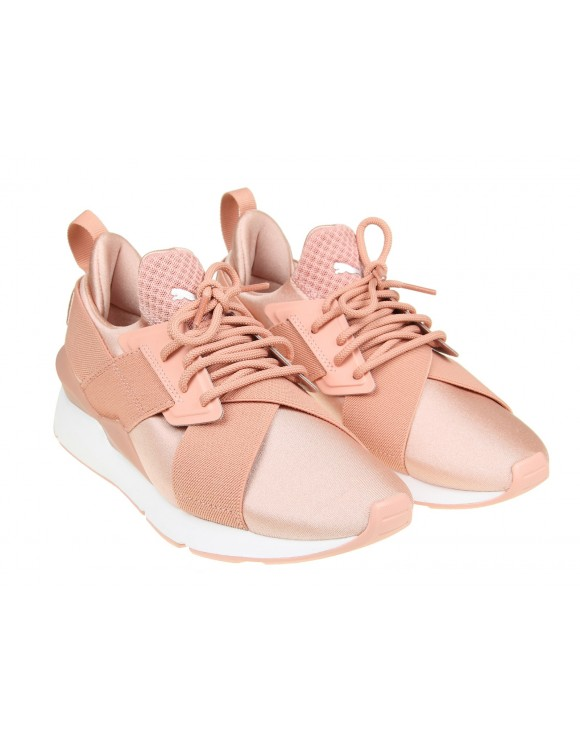 PUMA SNEAKERS MUSE IN NEOPRENE COLORE ROSA