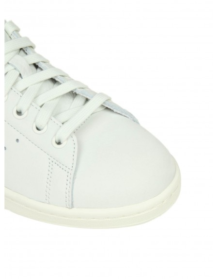 ADIDAS ORIGINALS SNEAKERS STAN SMITH PREMIUM IN PELLE BIANCA