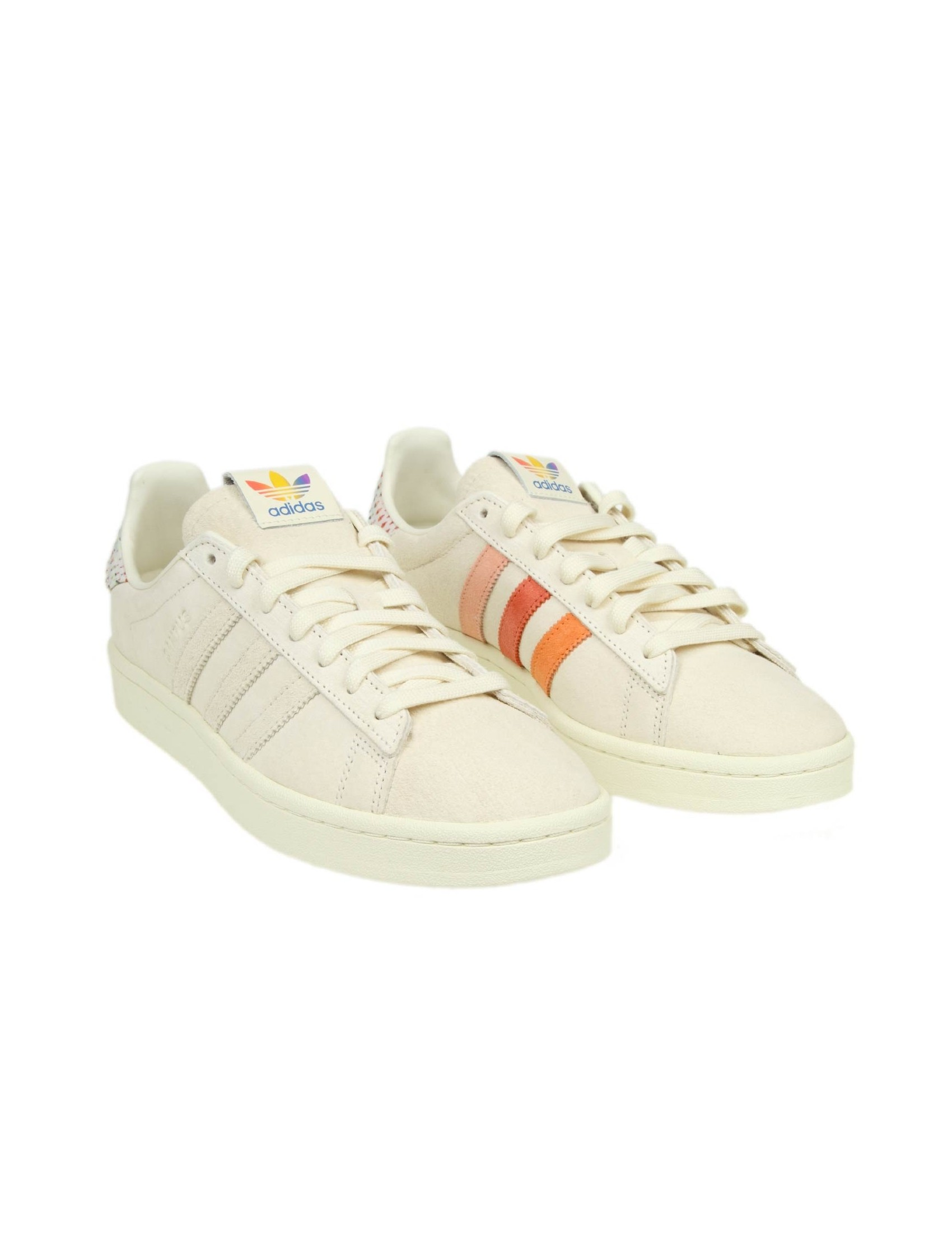 reputable site b079e e7e22 Shoes Campus Pride adidas Beige Men Clothing, Shoes   Accessories