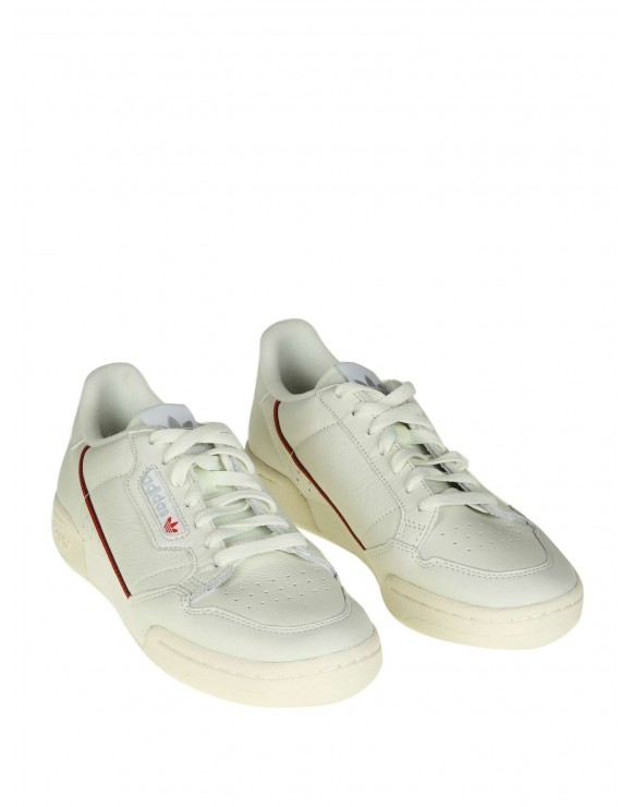 "ADIDAS ORIGINALS SNEAKERS ""CONTINENTAL 80"" IN PELLE COLORE BIANCO"