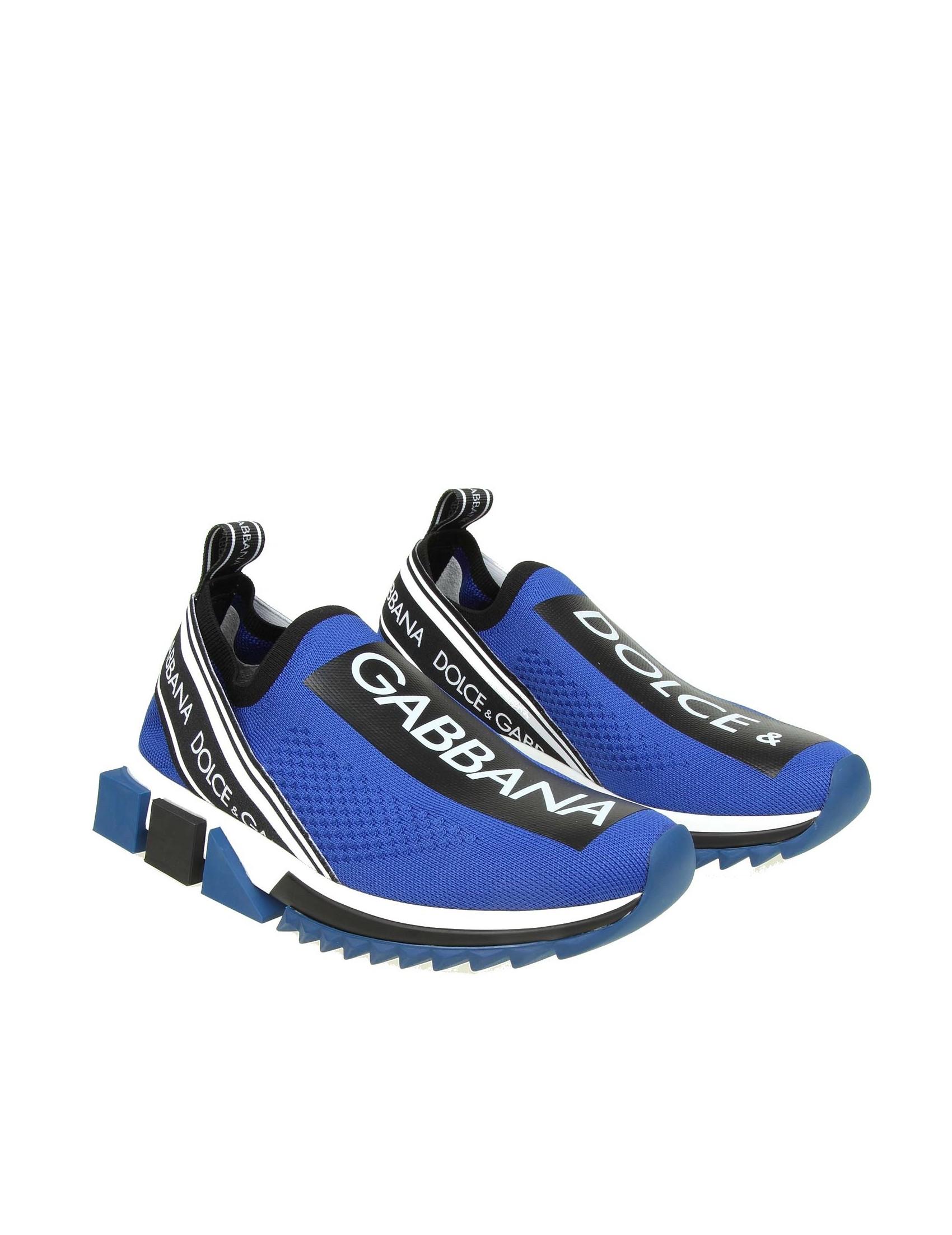 Sorrento Con Gabbana Colore Logo Elettriconero amp  Sneakers Blu Dolce  qRHU6x 3cb5a740ada