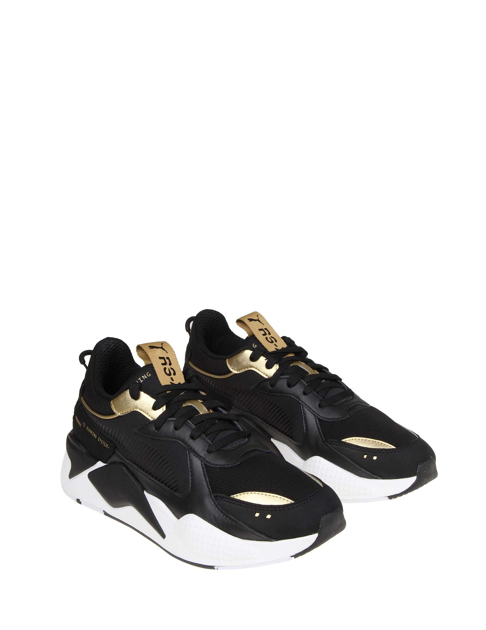 5c6bf29093d8 PUMA SNEAKERS UOMOM RS-XTROPHY NETWORK FABRIC COLOR BLACK NEW ARRIVALS