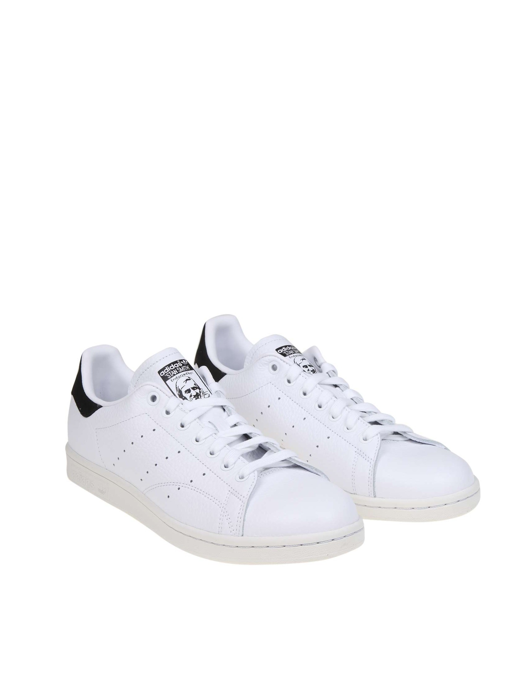 cb00894a5c1a ADIDAS ORIGINALS SNEAKERS man STAN SMITH WHITE LEATHER NEW ARRIVALS