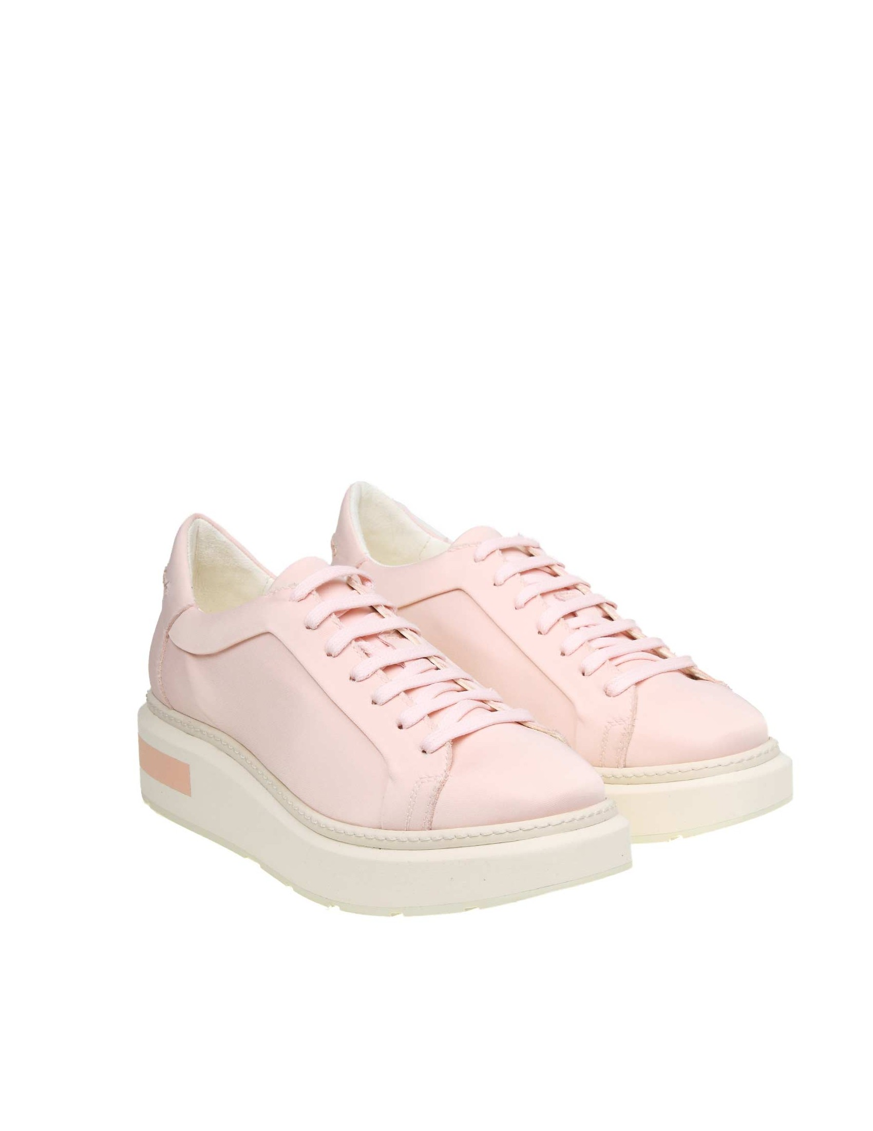 Manuel Pink In Barcelo Fabric Color 'sneakers N8wvmOn0